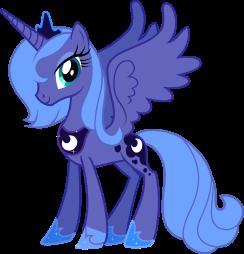 Luna Before!