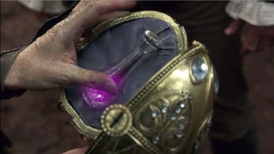 Rumplestiltskin's true love potion