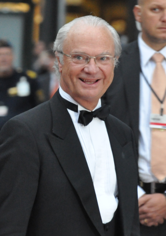 Carl XVI Gustaf of Sweden